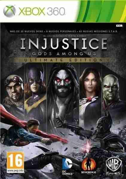 Descargar Injustice Gods Among Us Ultimate Edition [MULTI][Region Free][XDG3][COMPLEX] por Torrent
